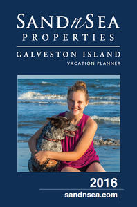 galveston vacation planning