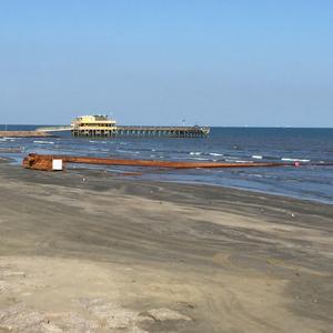 galveston beach reconstruction