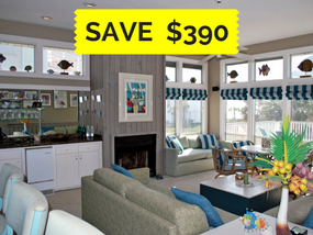 Decked Out - Save $390 beach vacation rental