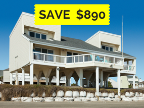 Sand Crab - Save $890