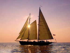 1877 sailboat - Tall Ships Galveston bay