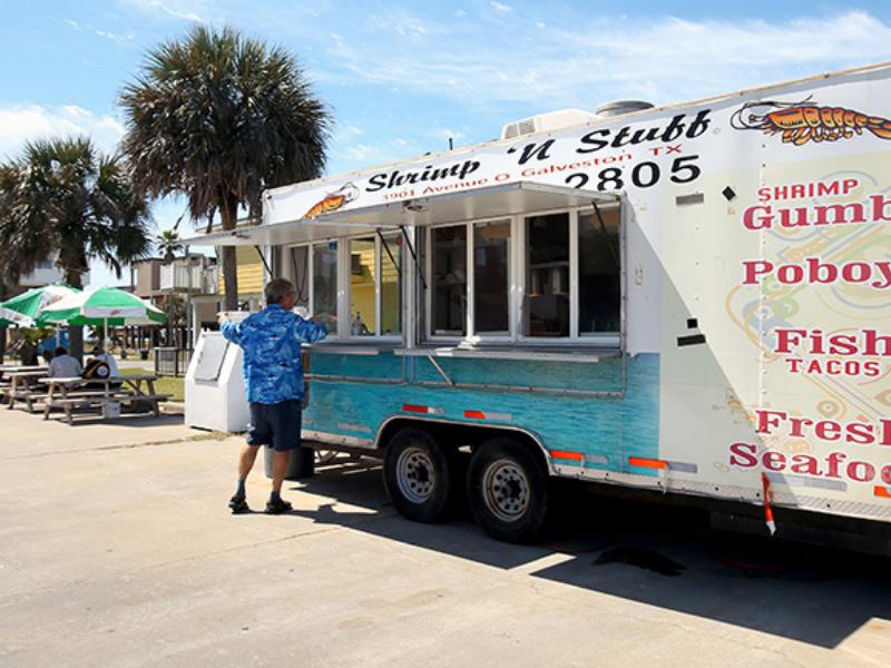 Shrimp N Stuff food truck
