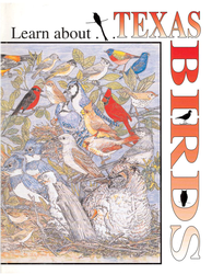 learning and activity book for homeschool students on texas birds