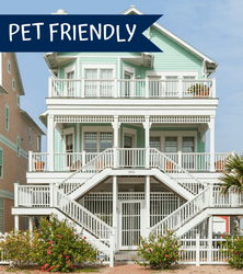 Galveston Pet Friendly Rental Homes